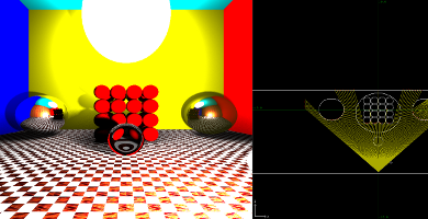 Raytracing (solo)